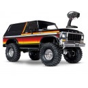 TRX-4 FORD BRONCO SUNSET 1/10 4WD WIRELESS ID TRAXXAS 82046-4-SUN