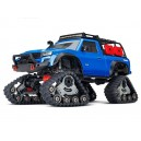 TRX-4 TRAXX BLEU 1/10 4WD WIRELESS ID TRAXXAS 82034-4-BLUE