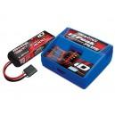 Pack chargeur EZ Peak PLUS 2970G + 1 X LiPo 3S 4000mAh 2849X prise TRAXXAS 2994G