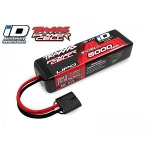 Batterie LiPo 3S 11,1V 5000mAh 25C ID pour voiture TRAXXAS 2832X