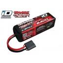 Batterie LiPo 3S 11,1V 6400mAh 25C ID pour voiture TRAXXAS 2857X