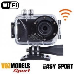 Caméra sport étanche VOZMODELS Easy Sport Full HD 1080p WiFi
