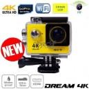 Caméra sport Ultra HD 4K WiFi étanche DREAM 4K