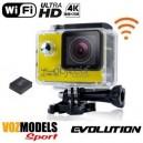 Caméra sport Ultra HD 4K WiFi étanche VOZMODELS EVOLUTION 4K