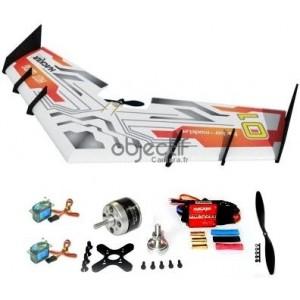 Aile volante HotWing EVO 1000 VERSION FPV ARF 1000 mm