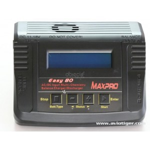 Chargeur MAX PRO EASY 80 80W AC/DC