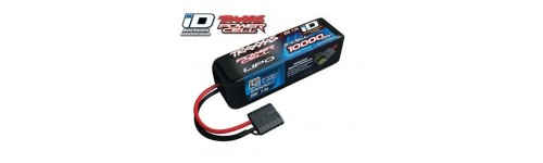 9-3-Batteries LiPo 2S TRAXXAS